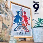 2019 9月カレンダー